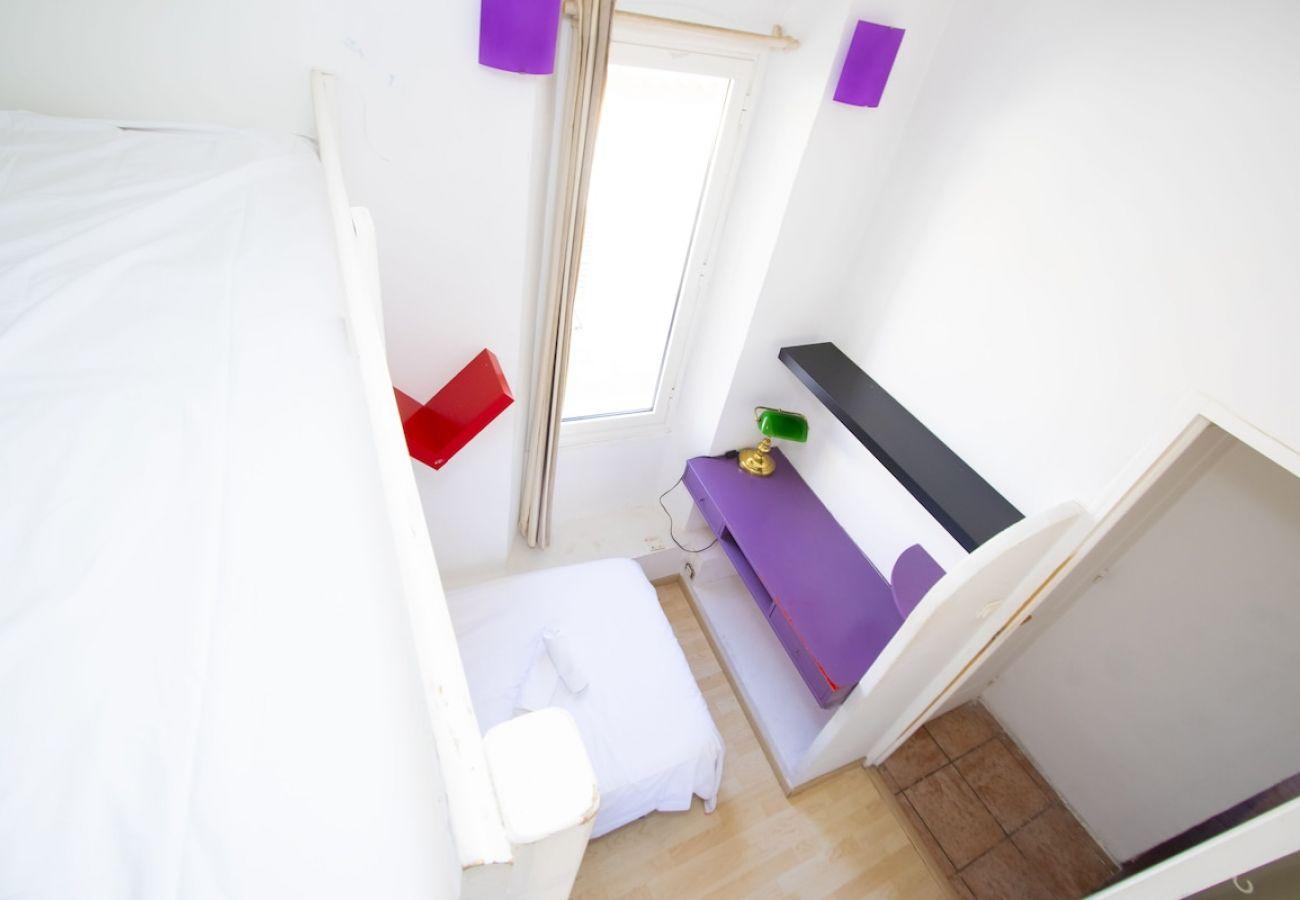 Appartement à La Ciotat - Le Biou, Charme et volupté, T4 vue mer et clim