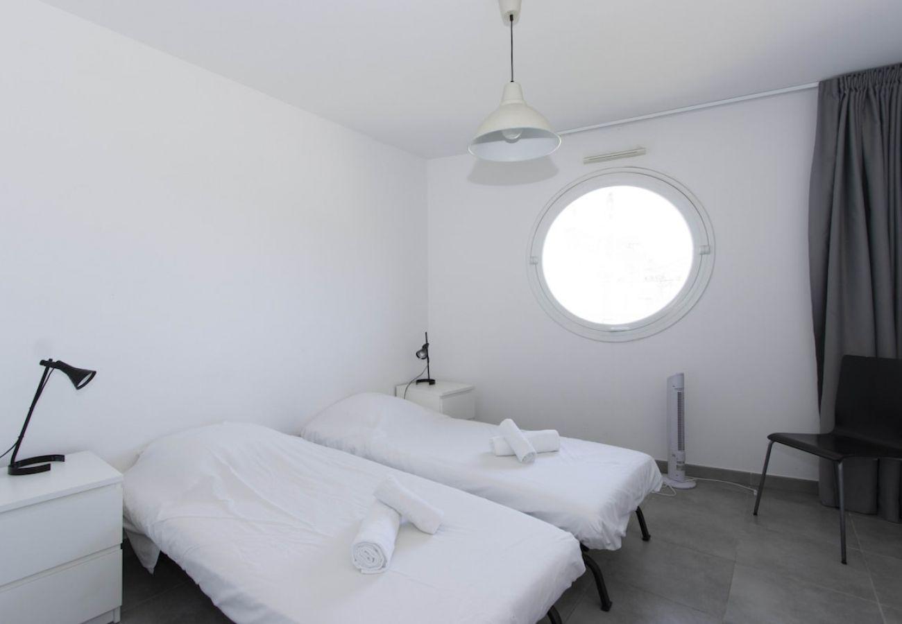 Appartement à La Ciotat - Mèro. Appartement vue mer. Proche du vieux port.