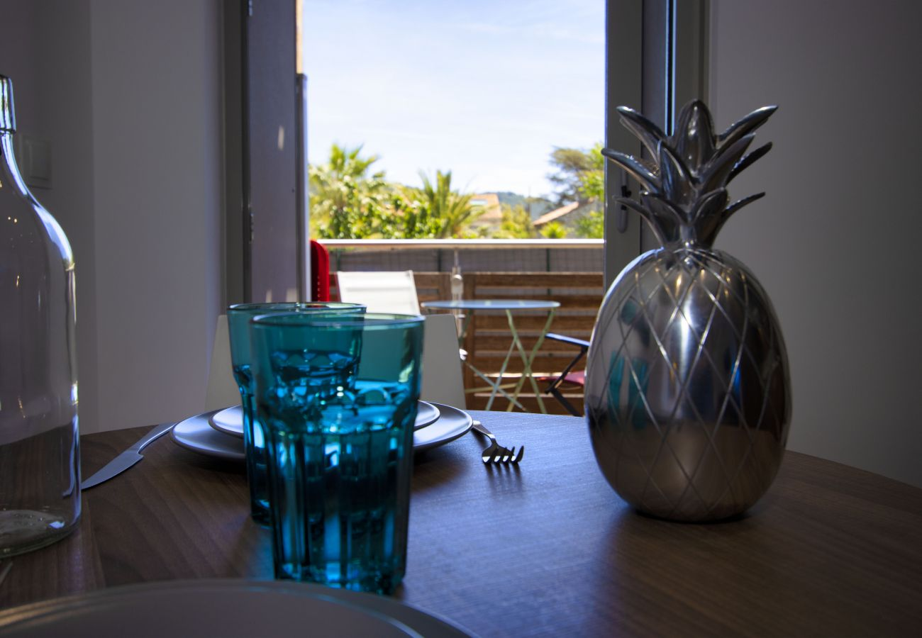 Aparthotel à Saint-Cyr-sur-Mer - Studio Lecques. Idéal pour vos vacances/séjours pr
