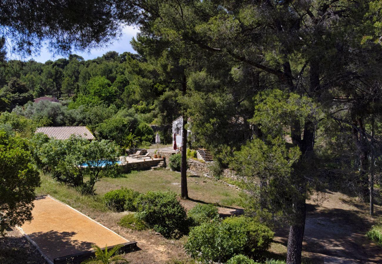 Maison à La Ciotat - Villa Tonga Soa, havre de paix, piscine, pétanque